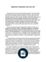the alchemist essay pessimism optimism optimism alchemist quotes brief