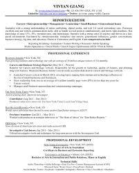 Resume Good Resume Headers