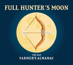 The Full Hunters Moon Full Moon For October 2019 The Old