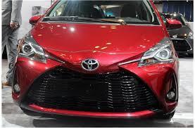 2018 toyota vitz.  Toyota 2018 Toyota Yaris Intended Toyota Vitz