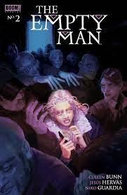 The Empty Man #2 eBook by Cullen Bunn ...