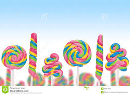 candy wonderland background. Contemporary Candy Fantasy Sweet Candy Land With Lollies Stock Photo  Image  Intended Wonderland Background
