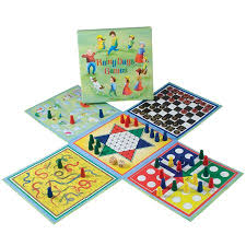 Wooden Games Compendium Rainy Days Games Compendium Traditional Children's Games 83