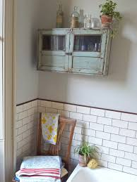 picturesque bathroom cabinets vintage wall cabinet in