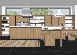 Sketchup Kitchen Design Inspiration Free 48D Models KITCHEN MODERN KITCHEN KALI ITALIAN DESIGN By