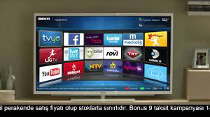 Beko 3D Smart TV - YouTube