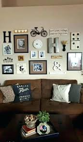 family frames wall decor room decorating ideas best tree wal