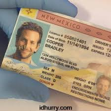 Id New Mexico Fake Maker Card