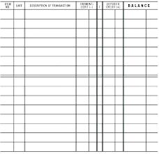 Printable Bank Register Sample Checkbook Register Worksheet Jagraj Co