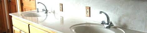 paint cultured marble countertop how