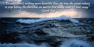 40 Quotes From People Who Are In Love With The Ocean Impressive Quotes About The Ocean And Love