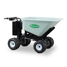 overland electric wheelbarrow 10 cu
