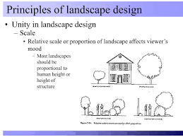 Ppt Principles Of Landscape Design Powerpoint Presentation