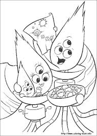 Small Picture De 102 bsta Disney Chicken Little Coloring Pages Disney bilderna