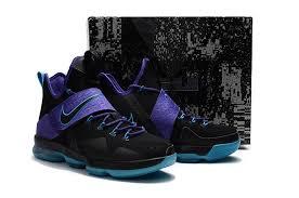 lebron purple shoes. nike lebron 14 lbj14 black purple mens basketball shoes for sale canada