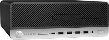 <b>Системный блок HP ProDesk</b> 600 G3 SFF (7QN73ES)   Компания ...