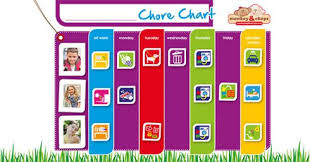 Magnetic Chore Chart Pack