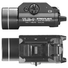 Streamlight Tlr Comparison Chart Waterproof Tactical Weapon Light Tlr 1 Streamlight