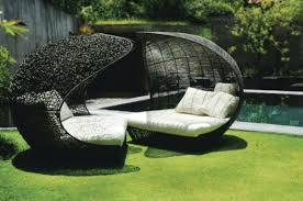 unique outdoor furniture. Daybed-5 Unique Outdoor Furniture N