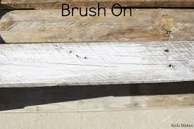 pallet wood wall whitewash. first, sand the pallet with a medium grit paper. you don\u0027t want to make it smooth, just remove big splinters. wood wall whitewash