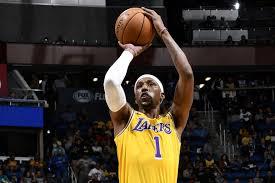 Lakers Frank Vogel Loves Confidence Of Kentavious