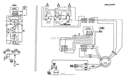 briggs and stratton power products 9438 0 4w112a 5 000 watt electrical schematic wiring diagram