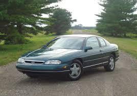 1997 Chevrolet Monte Carlo Specs and Photos | StrongAuto