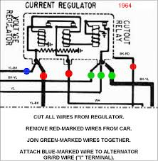 Ford Voltage Regulator To Generator Wiring Diagram 6 Volt Regulator Wiring Diagram