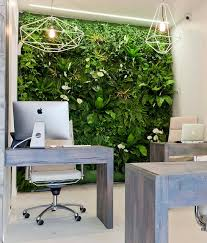 green wall office. Living Wall, Stoke Newington, London Contemporary-home-office-and-library Green Wall Office