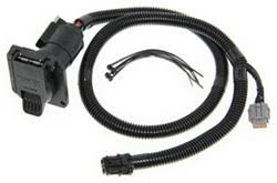 replacement 7 way trailer wiring harness for 2009 nissan frontier replacement trailer wiring harness replacement wiring harness for tow ready nissan vehicle wiring harness