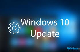 Afbeeldingsresultaat voor windows 10 update