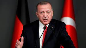 Erdogan heads to Brussels with migration demands