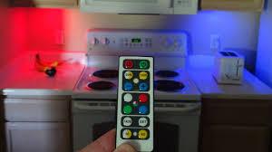 Defiant 8 Pack Led Puck Lights Color Changing Brilliant Evolution Wireless Led Puck Light For Under Cabinet Lighting