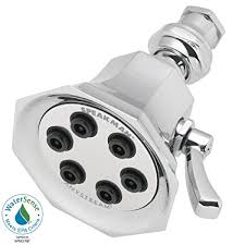 top pick for fixed shower head
