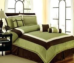 sage bedding set the new bedding sage green brown white comforter set inside green comforter set