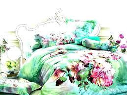 ikea comforter covers comforter covers fl bedding duvet green set sets queen king size cover linen ikea comforter