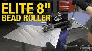 how to bead roll floor pans patch panels more elite 8 bead roller eastwood