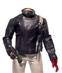 mgs v leather jacket