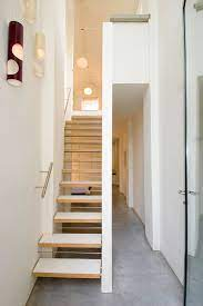 clever design ideas for narrow hallways
