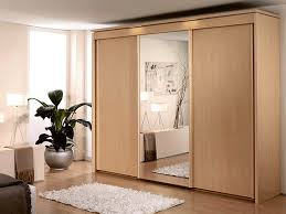 Frameless Mirrored Sliding Closet Doors – Home Design Ideas