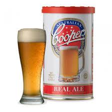 fermented g cornwall coopers beer kit