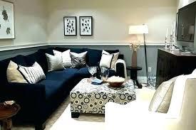 dark blue sofa. Dark Blue Sofa Couch Fantastic Navy Living Room .