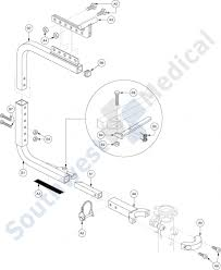 ACC_FRMASMB11278 jazzy select replacement parts docking device docking device on headrest monitor wiring diagram