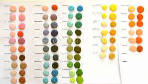 Wilton Food Coloring Chart 21 Right Color Right Wilton
