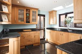 why from solid wood kitchen cabinets