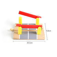 product details of sk diy wooden track tools bridge train rail track accessories suitable for thomas kids educational toys