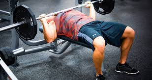 Image result for Barbell Bench Press