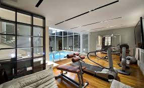 home fitness room 13