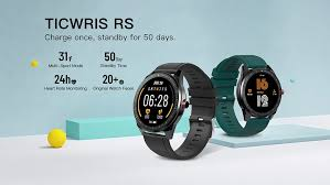 This TICWRIS RS Smartwatch With 10 Wonderful Highlights on ...