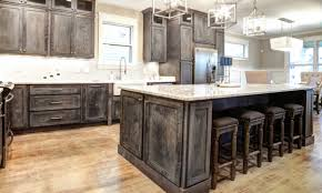 rustic shaker gray kitchen cabinets we ship everywhere rta easy rustic kitchen cabinets